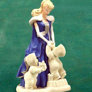 Snowbabies Under Midnight Moon Barbie 6990-3